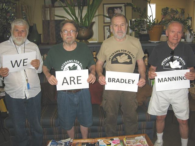 Photo courtesy of Veterans for Peace, Memphis chapter