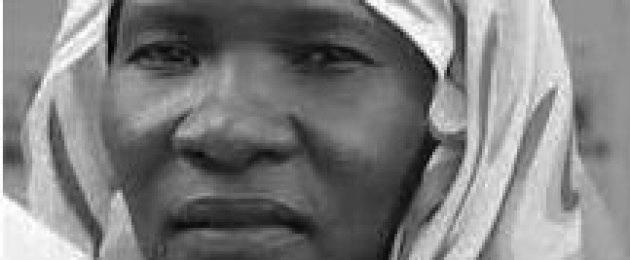 Nuba Mountain feminist activist Jalila Khamis