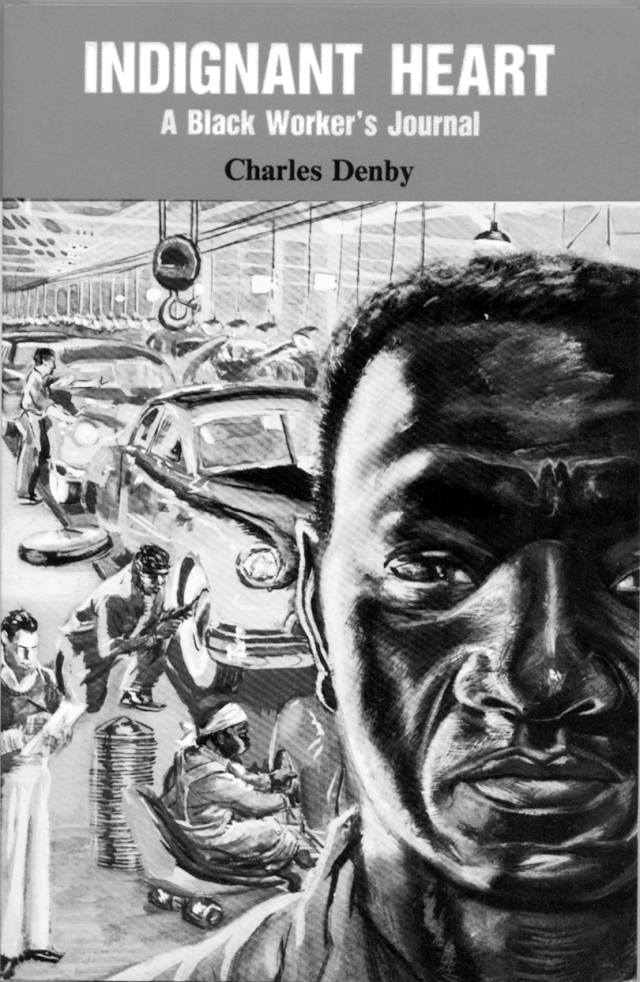 Cover of 1978 edition of Indignant Heart: A Black Workers' Journal